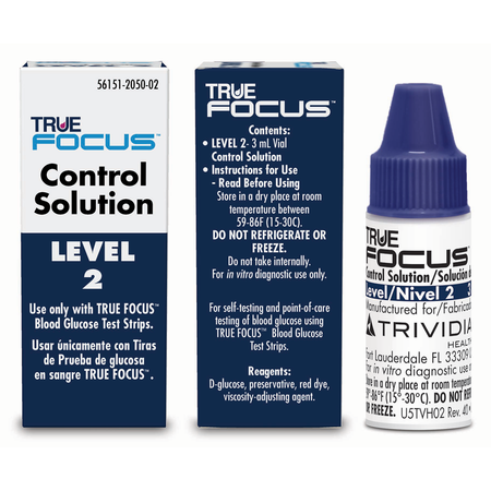 TRUE FOCUS™ Control Solution - Level 2