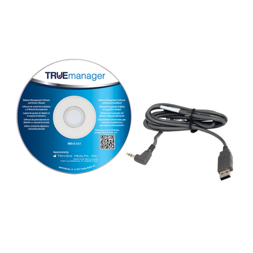USB Cable for use with the TRUEtrack® or TRUEbalance® Blood Glucose Meter