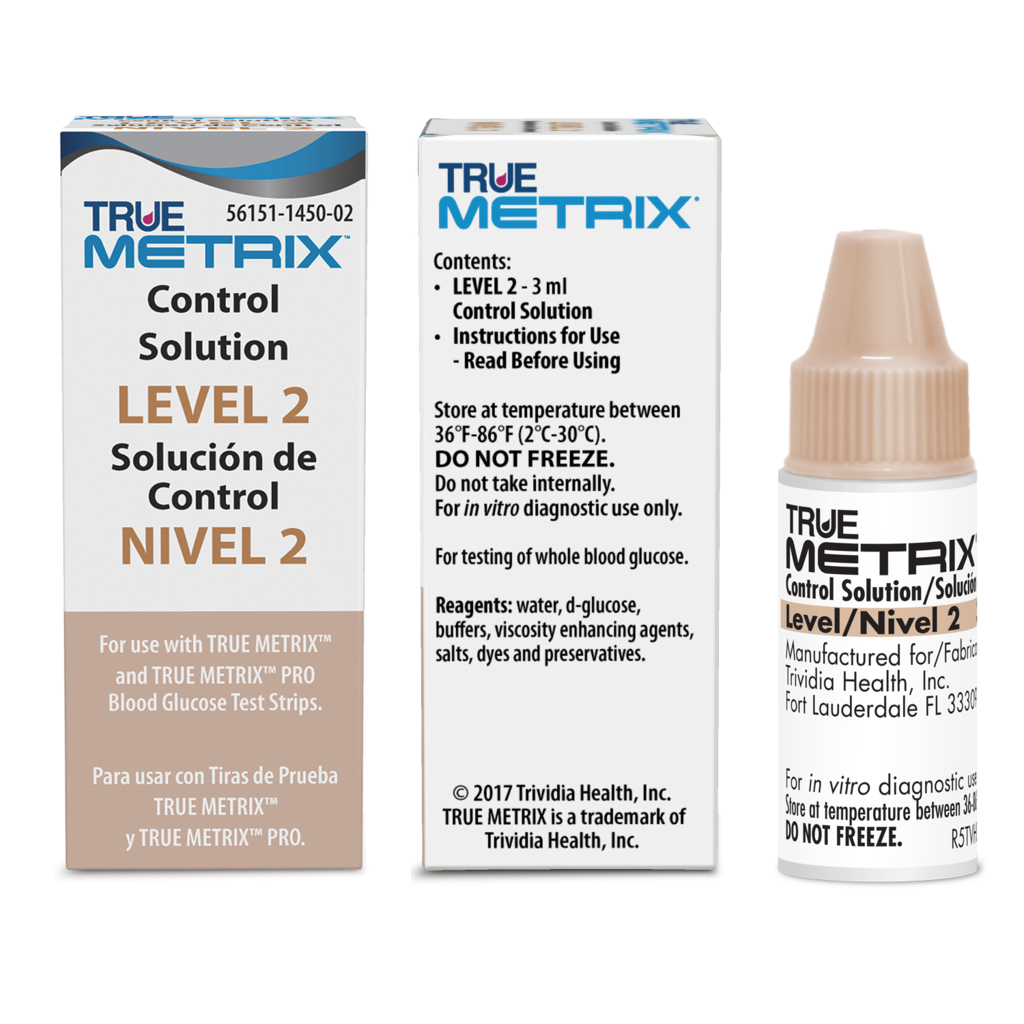 TRUE METRIX® Control Solution - Level 2