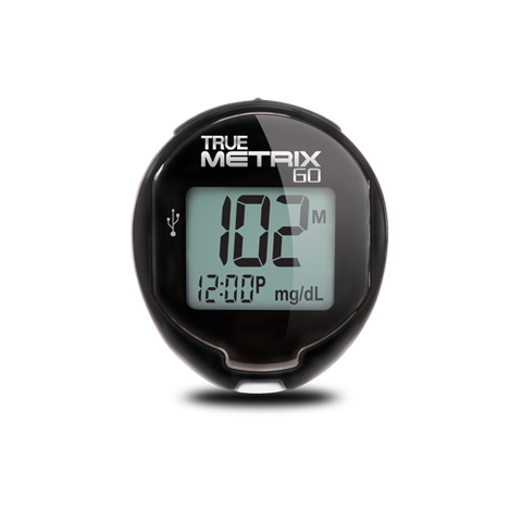 TRUE METRIX® GO Self-Monitoring Blood Glucose Meter