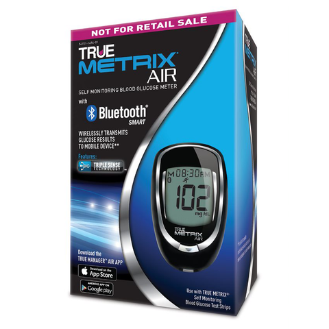 TRUE METRIX® AIR Self-Monitoring Blood Glucose System