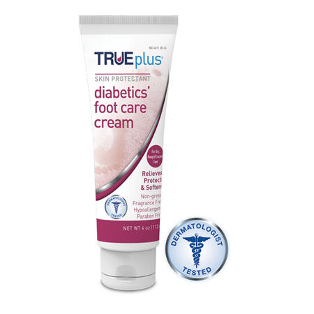 TRUEplus® Diabetics' Foot Care Cream