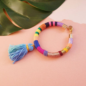 Load image into Gallery viewer, PASSION Tassel Bracelet