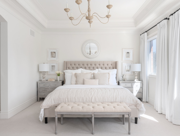 8 Master Bedroom Design Ideas We Love