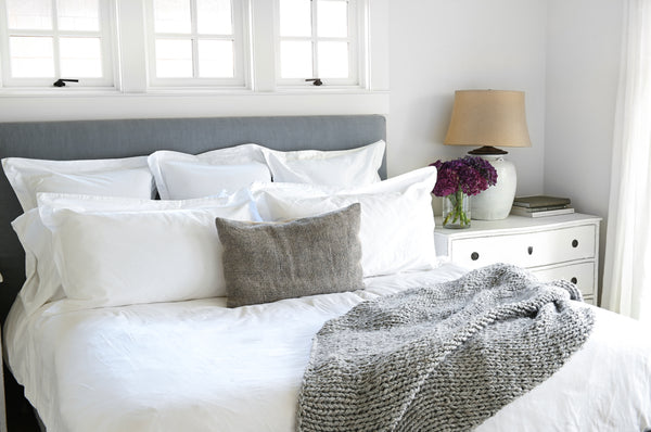 How to Style Your Bed with Pillow Shams