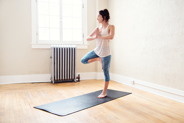 Why You Should Create a Personal Yoga Space at Home