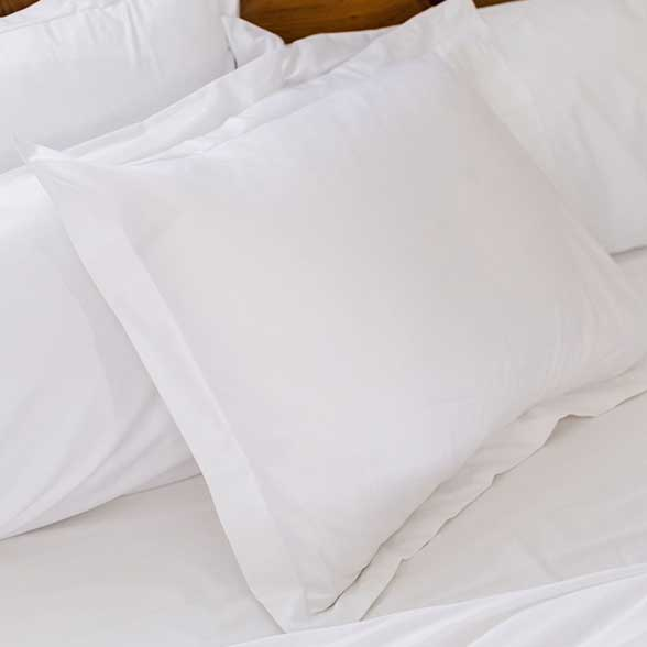 Organic Cotton Shams*