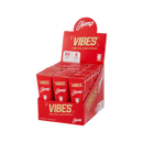 Vibes Cones Packung King Size Hemp Papes