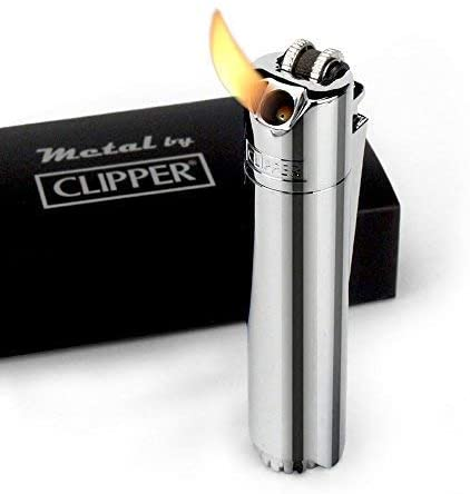Clipper Metall Silber