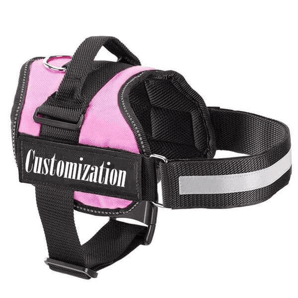 Custom Patches All-In-One No Pull Dog Harness