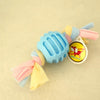 Rubber and Cloth Strips Ball Toys