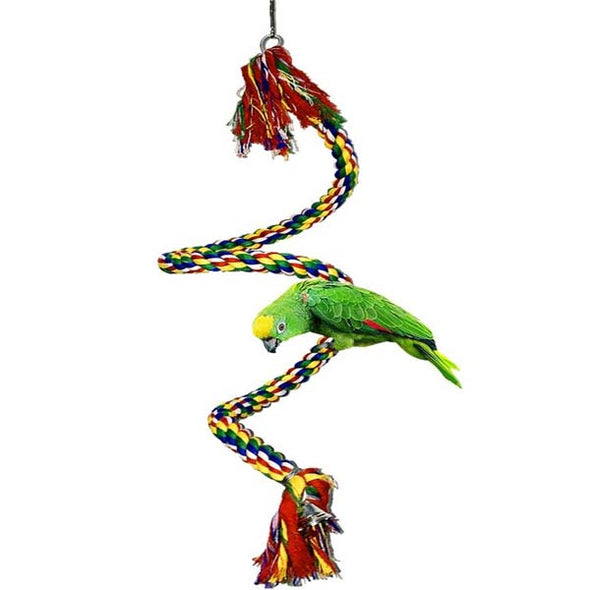 Parrot Standing Swing Toys