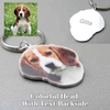 Personalized Photo Engrave Keychain