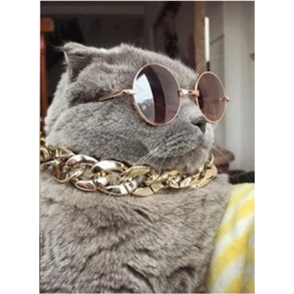 Cuban Link Thick Gold Chain