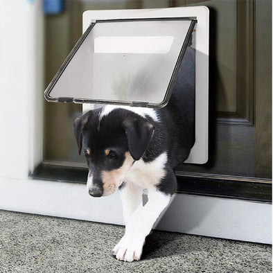 Intelligent Control Security Pets Door