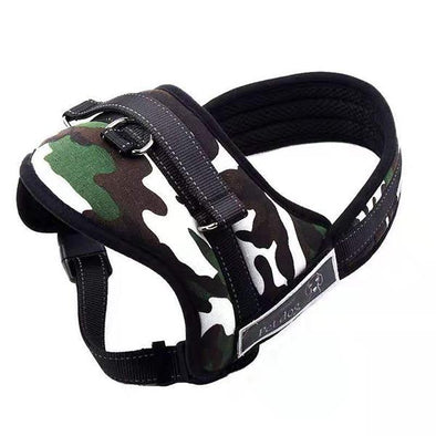 Nylon Pet Large Dog Harness
