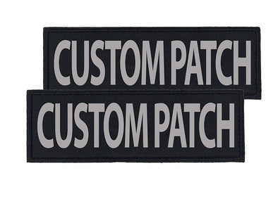 One Pair of Custom Patches (Suit for ALL-IN-ONE™ NO PULL DOG HARNESS)