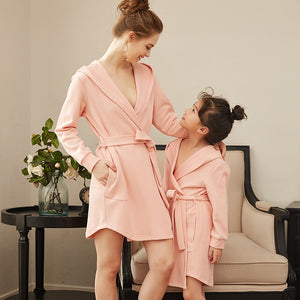 Mommy & Me Bathrobe
