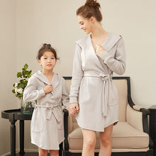 Load image into Gallery viewer, Mommy & Me Bathrobe
