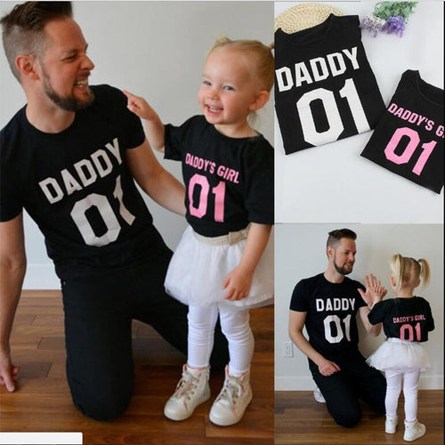 Daddy & Me Daddy's Little Girl T-Shirts