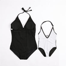 Load image into Gallery viewer, Mommy & Me Lace Detail Swimwear