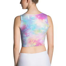 Load image into Gallery viewer, Tie Dye Phenom Crop Top