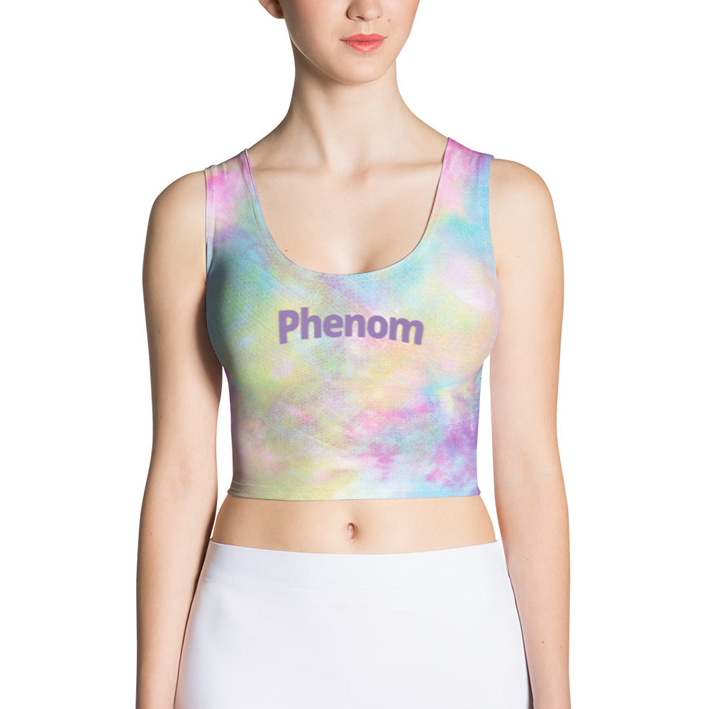 Tie Dye Phenom Crop Top