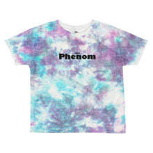 Load image into Gallery viewer, Tie-Dye Youth Tie-Dye Mini Phenom T-shirt