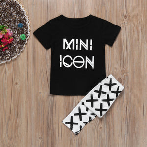 Mini Icon Infant  and Toddler Set