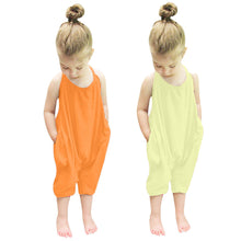 Load image into Gallery viewer, Toddler Girls Romper
