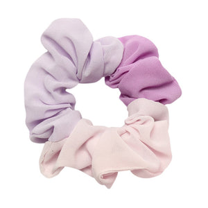 Pretty in Pastel Scrunchie