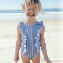 "Load image into Gallery viewer, ""Rachel"" Ruffle Swimsuit"