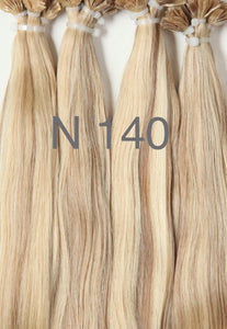 Invisible Clip-In Hair Extensions