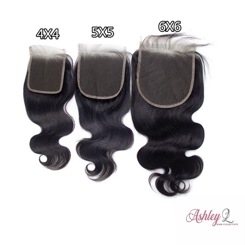 Lace Closure 4x4 5x5 6x6