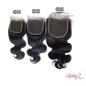 HD Lace Closure 4x4 5x5 6x6