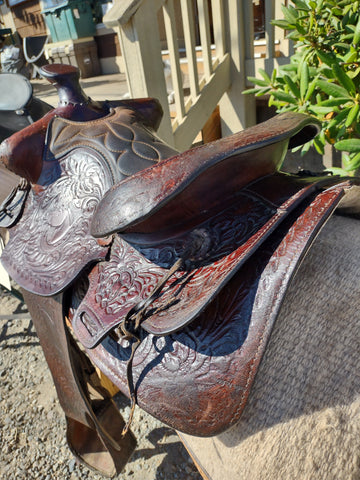 Chubby pony tack consignment