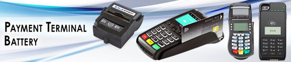Payment Terminal Battery