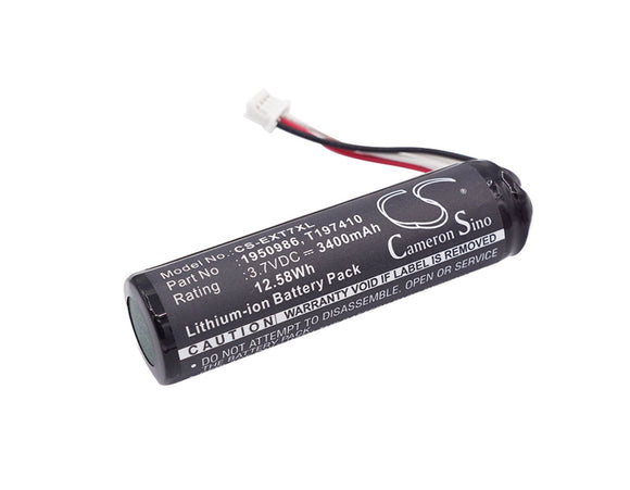 3400mAh Battery For REED R2050,