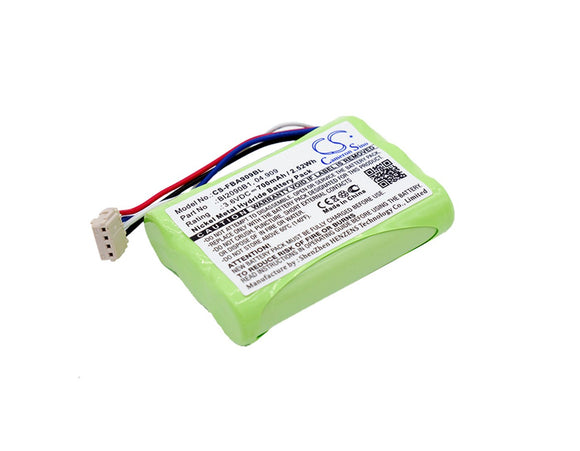 700mAh Battery For HBC Cubix,