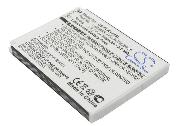 700mAh Battery For FOXLINK 423443,