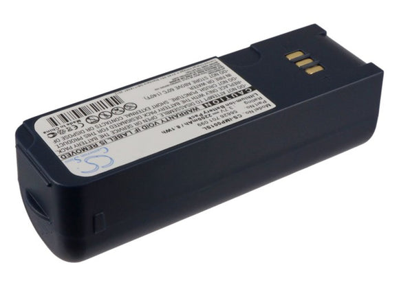 2200mAh / 8.14Wh Battery For INMARSAT 55800611, 56626 701 099,