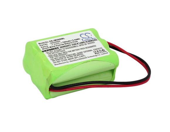 700mAh Battery For JAY 6AAA800,