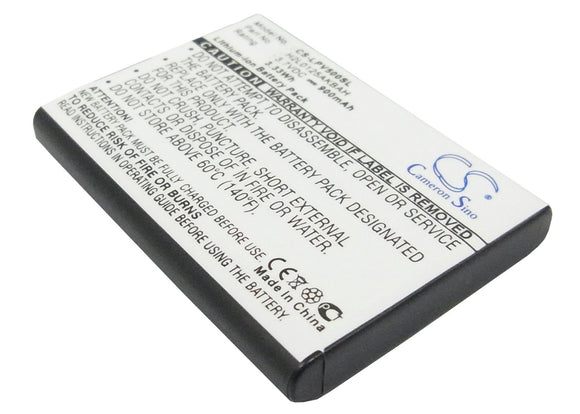 900mAh Battery For LAWMATE PV-500 DVR Recorder,