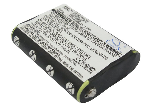 700mAh Battery For MOTOROLA 3XCAAA, 53617, KEBT-086-B,