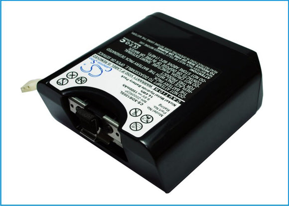 1500mAh / 14.4Wh Battery For SONY RDP-XF100IP, XDR-DS12iP,