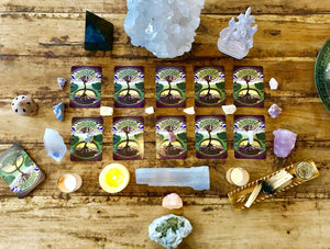 10 Card Personal Oracle Reading