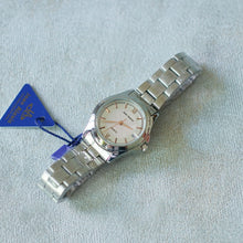 Load image into Gallery viewer, Jean Alexis Luxury Watch LT JA006 White Dial (Wanita) Rosegold Hands
