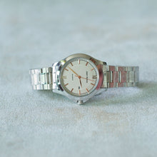 Load image into Gallery viewer, Jean Alexis Luxury Watch GT JA006 White Dial (Man) Rosegold Hands