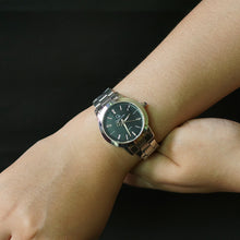 Muat gambar ke penampil Galeri, Christyan Arden Luxury Collection CA001N Black Dial (wanita)