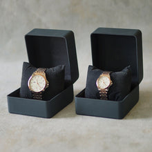 Load image into Gallery viewer, Jean Alexis Luxury Watch GST JA016 White Dial (Man) Rosegold Hands